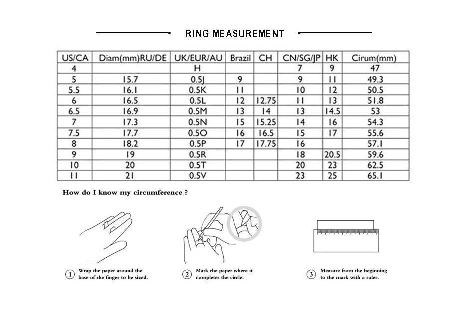 Silver Luxury Wedding Ring for Women