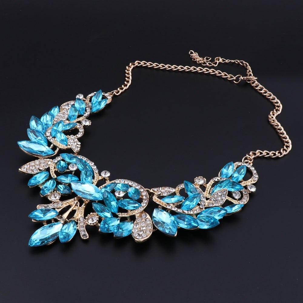 Crystal Wedding Jewelery Set