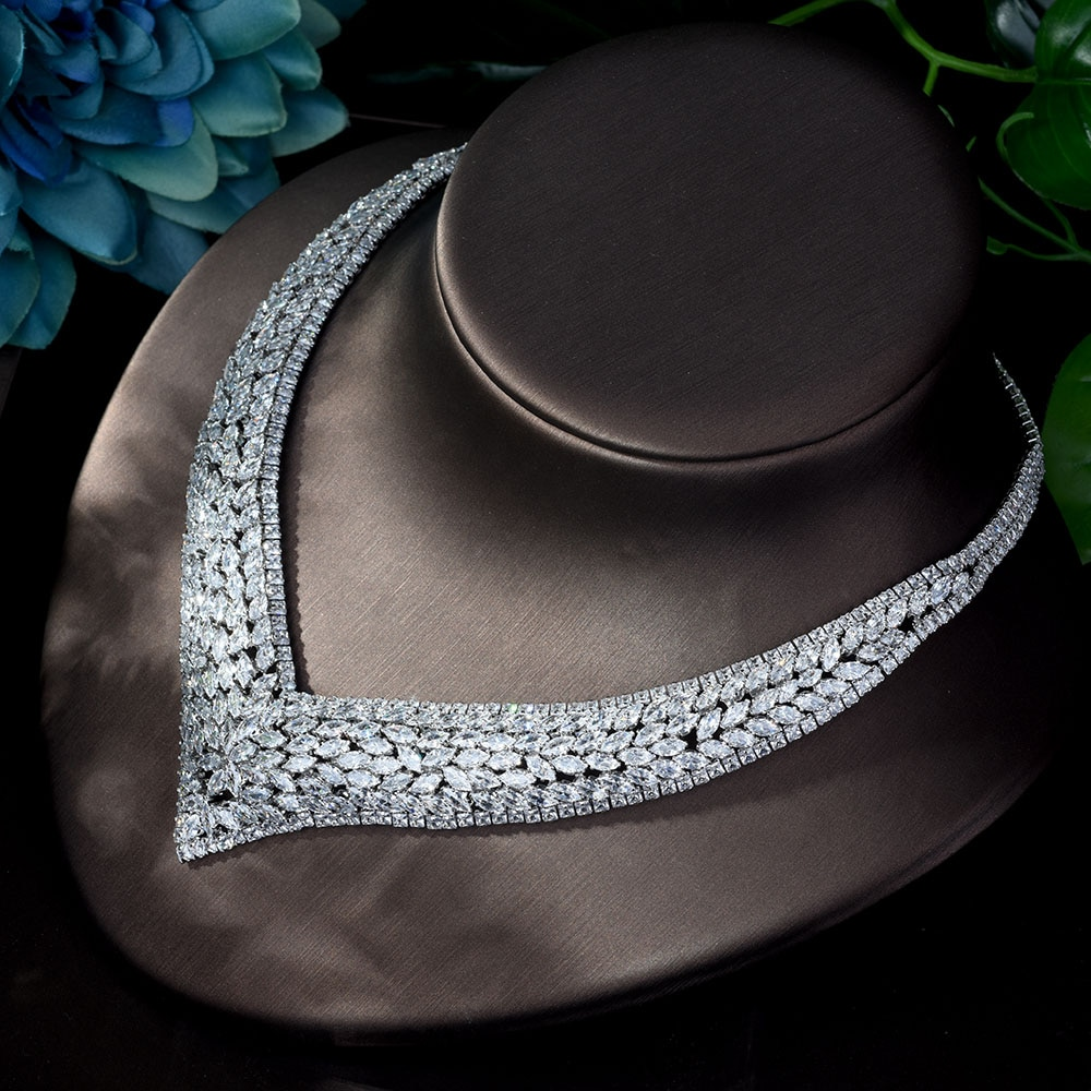 Luxurious Bridal Jewellery Set