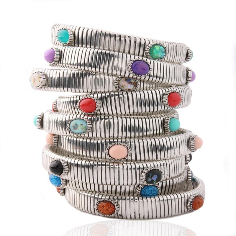 Women's Boho High Elastic Bracelets