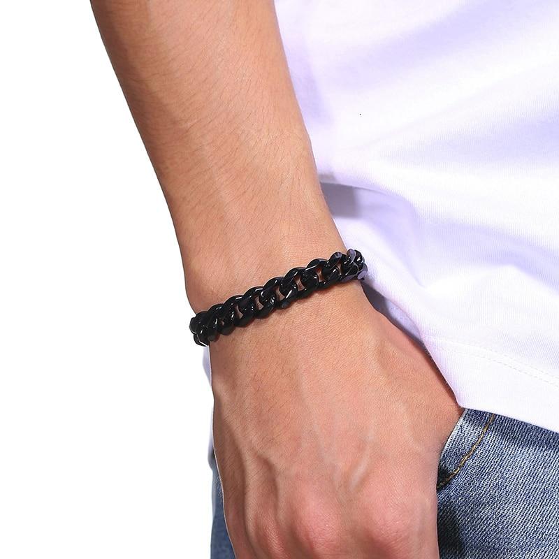 Men's Classic Stainless Steel Bracelet