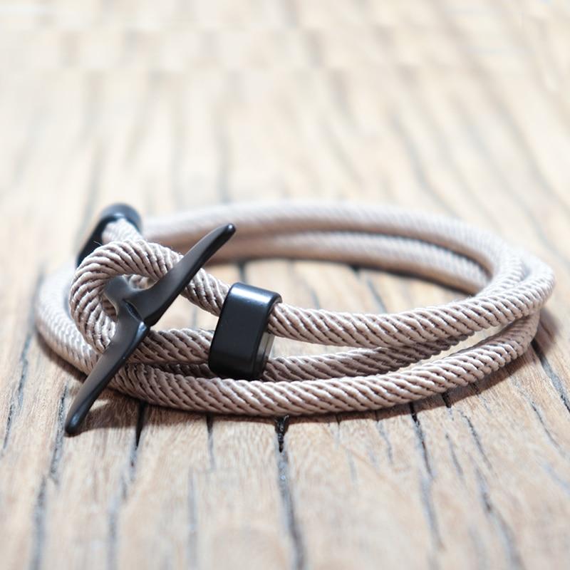 Men's Whale Tail Bracelet