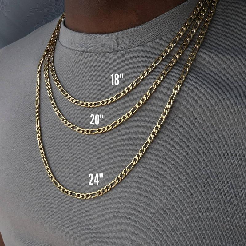 Men's Classic Chain Necklace